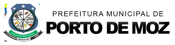 Prefeitura Municipal de Porto de Moz | Gestão 2017-2020